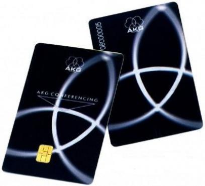 Идентификационная карта AKG CS 5 ID10