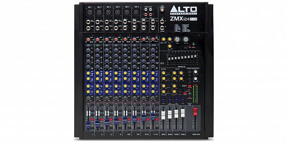Микшерный пульт ALTO ZMX124FXU